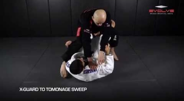 BJJ: 5 X-guard sweeps to turbocharge your bottom game