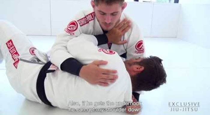 2 escapes from side control to improve your BJJ defense