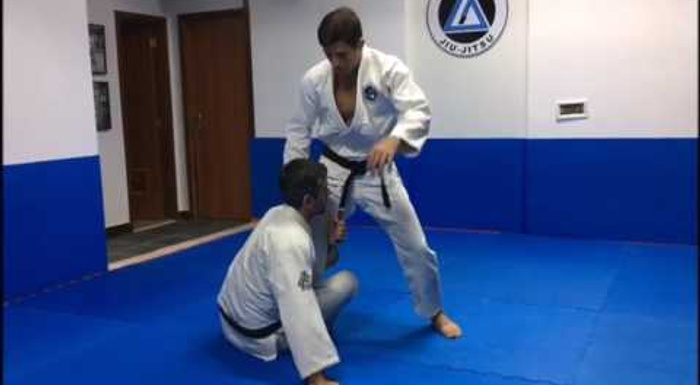 BJJ: A sneaky counter-attack to help you finish via choke