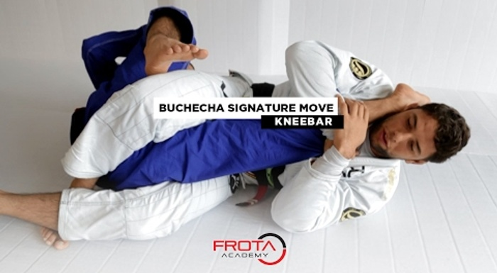 BJJ: Marcus Buchecha teaches a knee bar starting from the X-guard