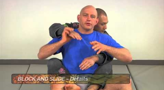 BJJ: Learn how to defend against the rear naked choke