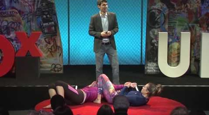 TEDx Presentation - Building A Better World With Brazilian Jiu Jitsu