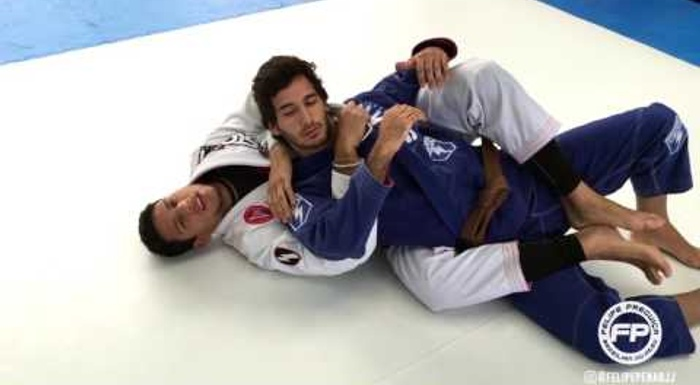"BJJ: Felipe ""Preguiça"" Pena teaches his signature move"