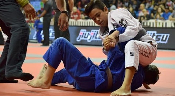 BJJ Tour U.S. Open: Highlights of Kids Division