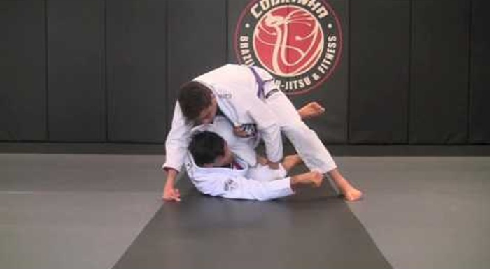 BJJ: Charles Cobrinha breaks down sit-up guard sweep