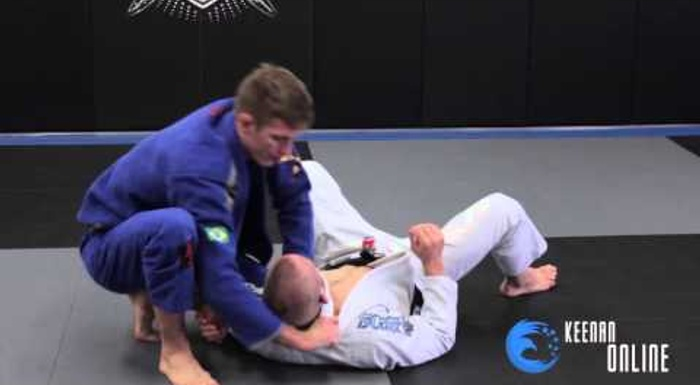 BJJ technique: Keenan Cornelius teaches the worm hat choke