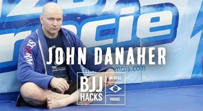 John Danaher on his beginnings and BJJ evolution, and how he works to shape new talents