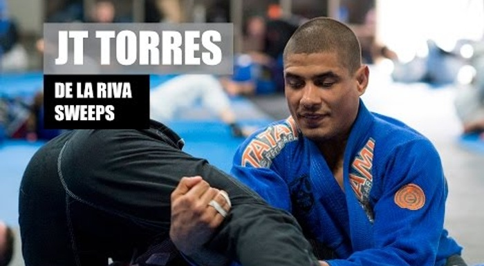 BJJ Technique: Sweeps from the De La Riva Guard with JT Torres