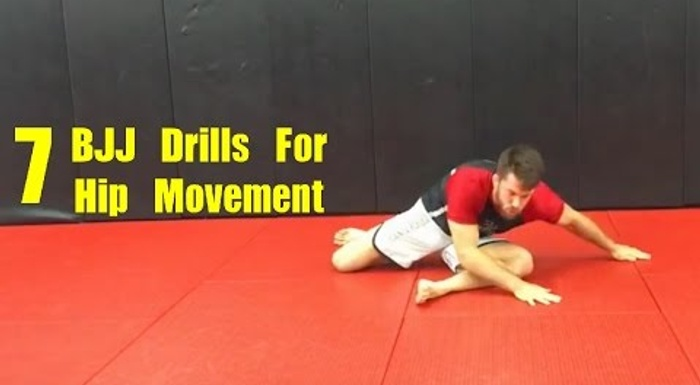 7 drills to improve your hip mobility in BJJ