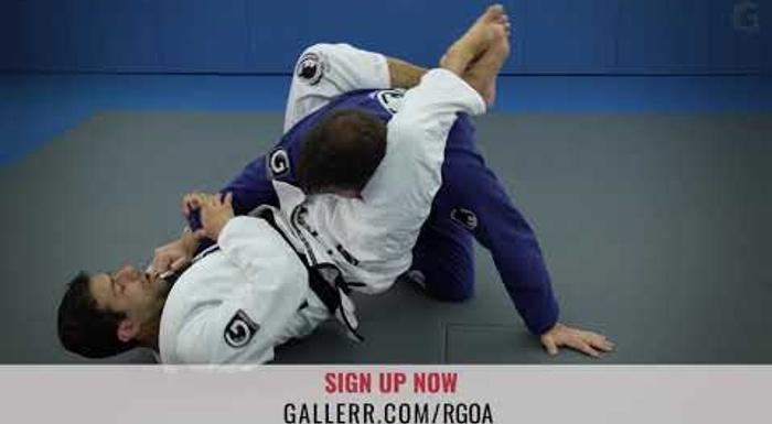X-Guard: Rafael Costa teaches this powerful triangle