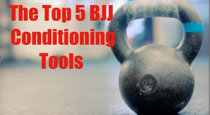 Learn to improve physical condition to enhance your BJJ
