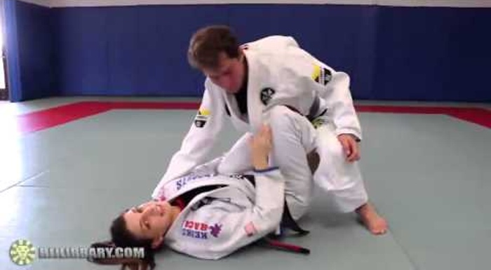 BJJ: Mackenzie Dern teaches the koala guard