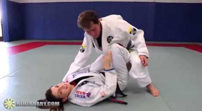 BJJ: Mackenzie Dern teaches the koala guard