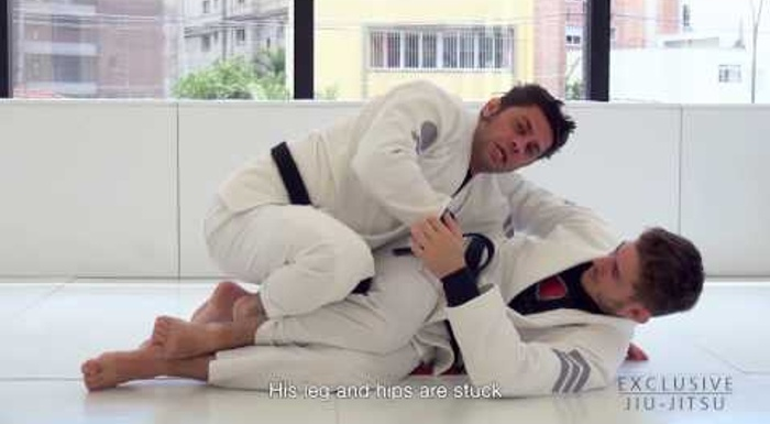Two training session-starting scenarios to improve your BJJ