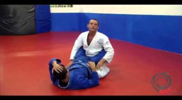 Passagem de guarda com variação - Luiz Dias GAS JJ Crossing guard with variation - Luiz Dias BJJ