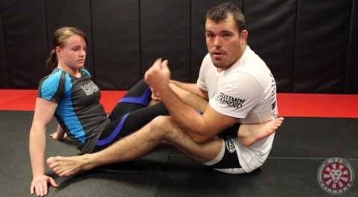 BJJ fundamentals: Dean Lister shows the mechanics behind foot attacks