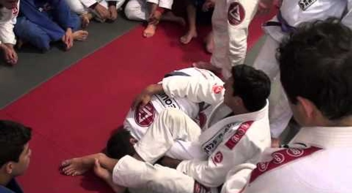 Kayron Gracie teaches an invisible armbar to turbocharge your BJJ