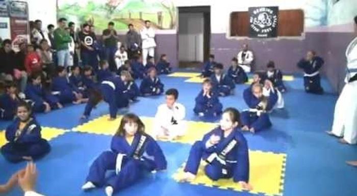 Escola de jiu-jitsu
