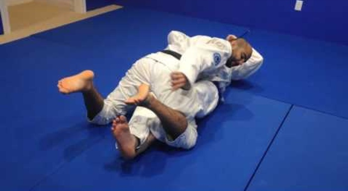 BJJ lesson: Bernardo Faria teaches how to unlock the lockdown