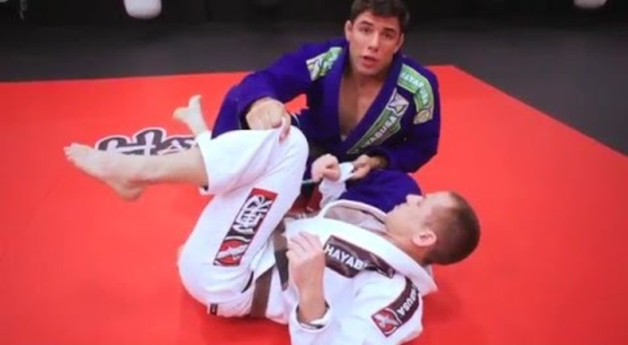 BJJ lesson: Learn a half-guard sweep from Marcus Buchecha and turbocharge your game