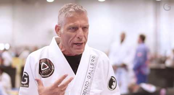Quality of life is the theme in this week's lifestyle lesson at Renzo Gracie Online Academy