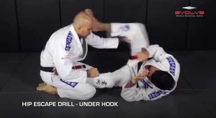 BJJ fundamentals: 7 drills for improving your guard game