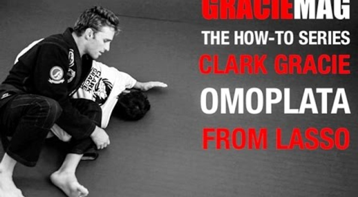 Study the secret to the omoplata in BJJ, with Clark Gracie