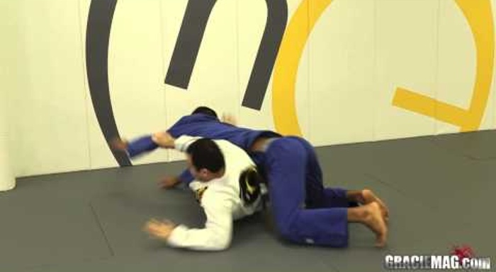 BJJ technique: Marcelo Garcia teaches how to escape from side control