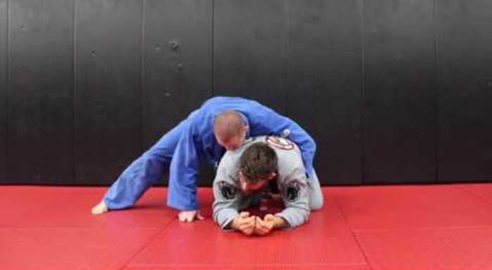 2 variations on the clock choke to turbocharge your BJJ