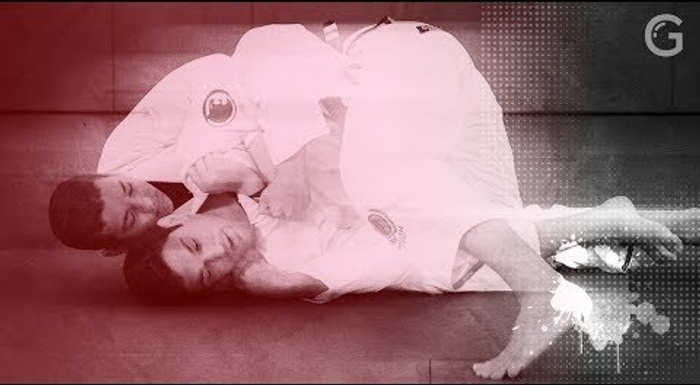Robson Gracie Jr. shows you how to react to an attack from the back