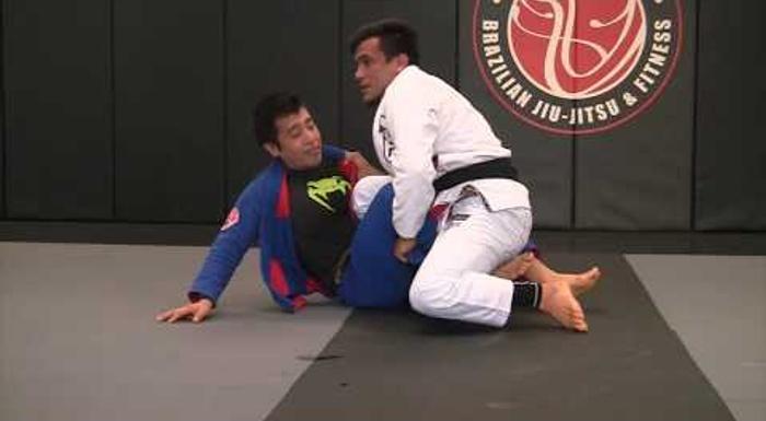 "BJJ: Charles ""Cobrinha"" teaches the sacrifice sweep"