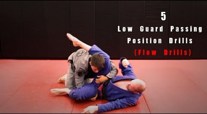 5 guard-passing drills to turbocharge your BJJ