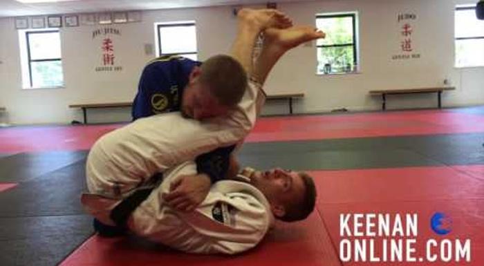 Brazilian Jiu-Jitsu lesson: Keenan Cornelius teaches 4 tricks to finishing via armbar