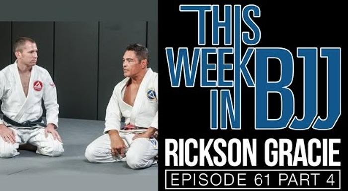 Aprenda a escapar da montada no Jiu-Jitsu com Rickson Gracie