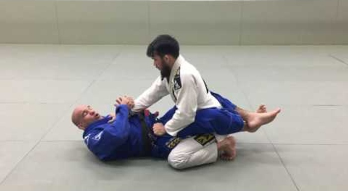 BJJ: Fabio Gurgel teaches an armbar starting from the closed guard