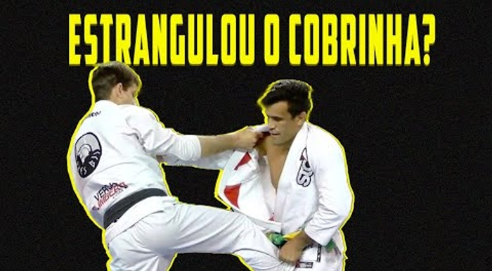 BJJ: Osvaldo Queixinho teaches a trap to finish the passer