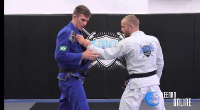 BJJ: Learn 7 ways to use the wrist lock, with Keenan Cornelius