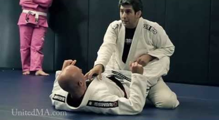 6 tips to improve your posture in BJJ
