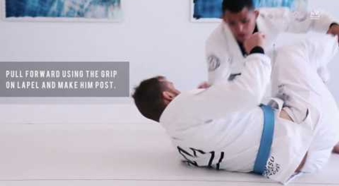 BJJ: Sweep from the de la Riva, transition from the X-pass to the leg drag, and reach side control