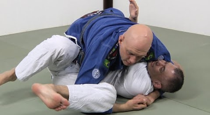 BJJ: Learn the breaststroke choke and up your arsenal