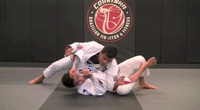 BJJ lesson: Charles Cobrinha teaches a toreando guard pass moving to a kimura or armbar