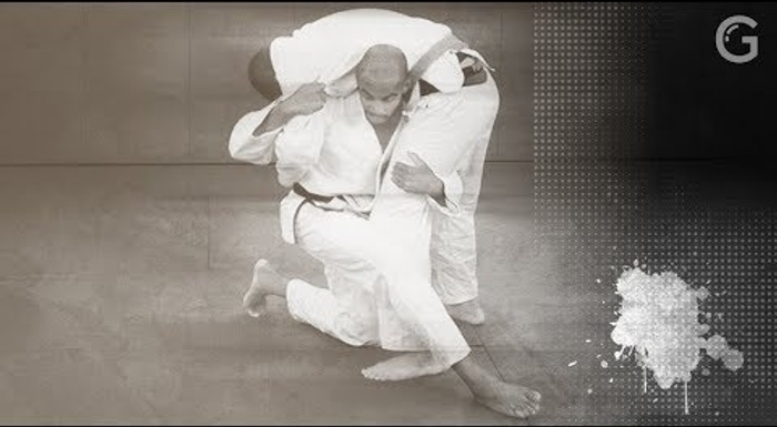 Secrets of the kata guruma