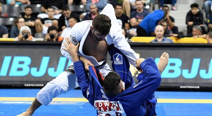 BJJ Worlds 2016: Lucas Lepri vs. Edwin Najmi