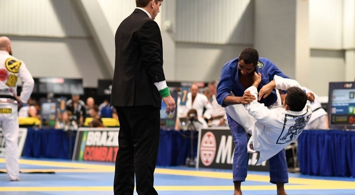 BJJ World Master 2016: Denilson de Carvalho Pimenta vs. Daisuke Shiraki