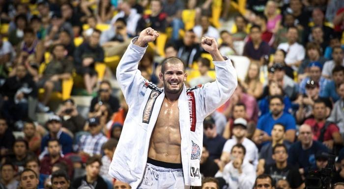 BJJ master Julio Cesar Pereira talks about Rodolfo Vieira's MMA debut