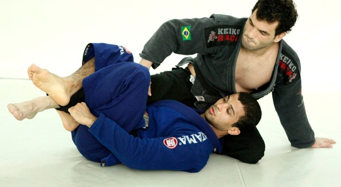 Brazilian Jiu-Jitsu lesson: Bruno Malfacine teaches how to take the back from the X-guard