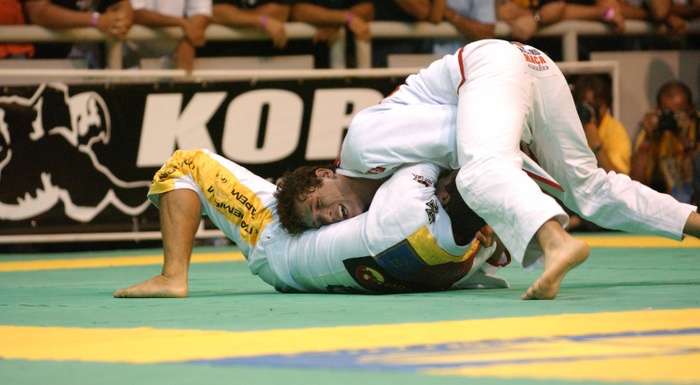 The Rise of a Gracie Fighter