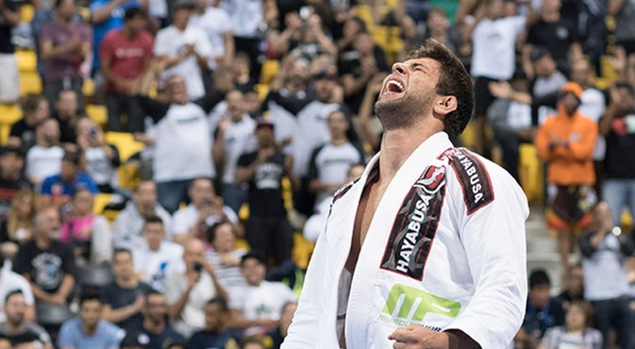 Brazilian Jiu-Jitsu: Marcus Buchecha is on fire to fight at IBJJF Pro League GP 2016