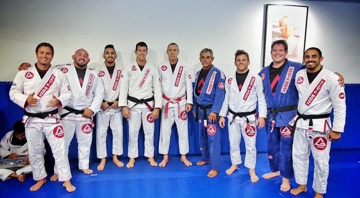Advanced Class / Master Carlos Gracie Jr. Training