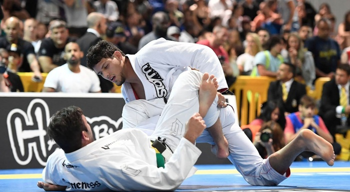 IBJJF Pro League 2016:  João Gabriel Rocha (Soul Fighters BJJ) vs Felipe Pena Preguiça (Gracie Barra)